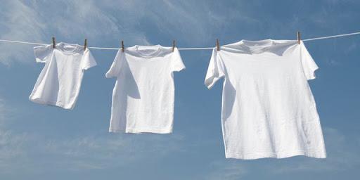 3 cách giặt để đồ trắng luôn mới