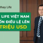 Cathay Life Việt Nam tăng vốn điều lệ