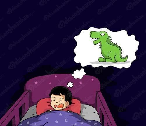 Các vấn đề về giấc ngủ ở trẻ em